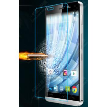 Ультратонкое износоустойчивое сколостойкое олеофобное защитное стекло-пленка для Explay Neo