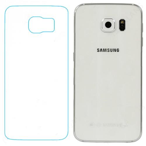 Защитная пленка на заднюю поверхность смартфона для Samsung Galaxy S6