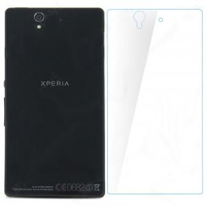 Защитная пленка на заднюю поверхность смартфона для Sony Xperia Z