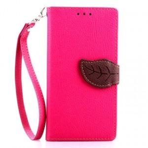 Чехол портмоне подставка на силиконовой основе с дизайнерской магнитной защелкой для Samsung Galaxy A8