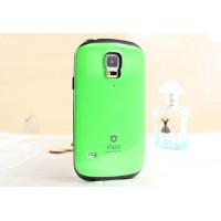 Дизайнерский ультразащитный чехол для Samsung Galaxy S4 Зеленый