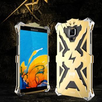 Ультразащитный антиударный металлический каркас с прямым доступом к разъемам для Samsung Galaxy Note 4
