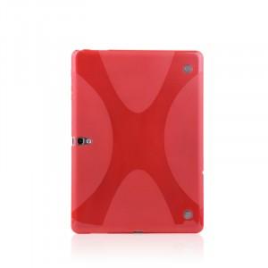 Силиконовый чехол X для Samsung Galaxy Tab S 10.5 Красный