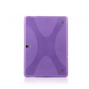 Силиконовый чехол X для Samsung Galaxy Tab S 10.5 Фиолетовый