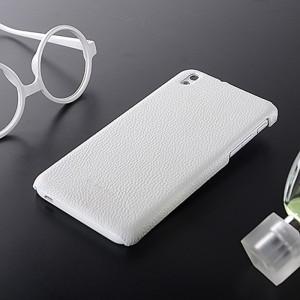 Кожаный чехол накладка Back Cover для HTC Desire 816