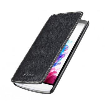Кожаный чехол горизонтальная книжка для LG G3 (Dual-LTE)
