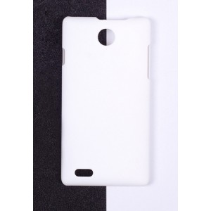 Пластиковый матовый непрозрачный чехол для MTS Smart Start