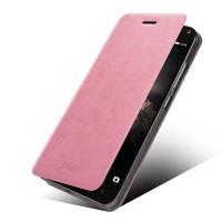 Чехол флип подставка водоотталкивающий для Lenovo Vibe P1 Розовый