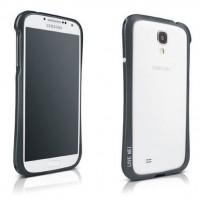 Металлический эргономичный бампер для Samsung Galaxy S4