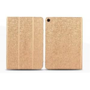 Текстурный чехол флип подставка сегментарный серия Glossy Shield для Nokia N1
