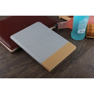 Текстурный дизайнерский чехол подставка на поликарбонатной основе для Nokia N1