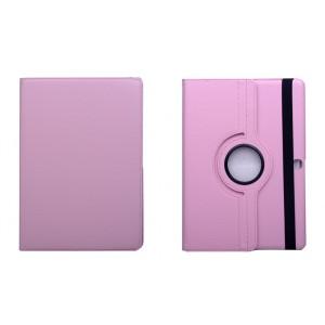 Чехол подставка роторный для Samsung Galaxy Tab S 10.5 Розовый