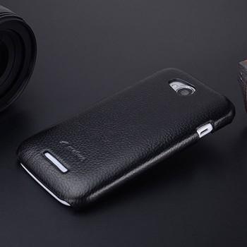 Кожаный чехол накладка Back Cover для Lenovo A706