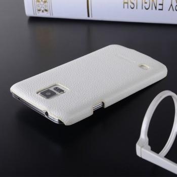 Кожаный чехол накладка для Samsung Galaxy S5 (Duos)