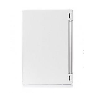 Чехол крышка-накладка для планшета Lenovo Yoga Tablet 8 Белый