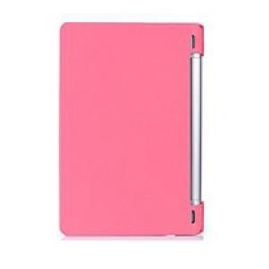 Чехол крышка-накладка для планшета Lenovo Yoga Tablet 8 Розовый
