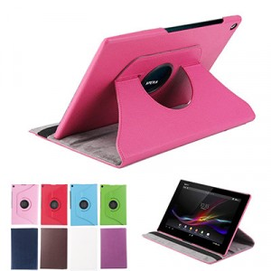 Роторный чехол-подставка для планшета Sony Xperia Z2 Tablet