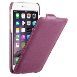 Кожаный чехол вертикальная книжка для Iphone 6