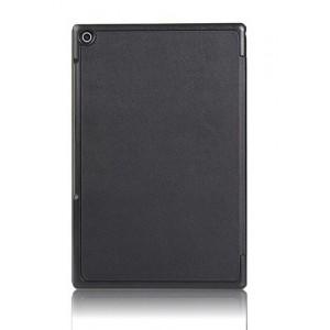 Сегментарный чехол с черной окантовкой для планшета Sony Xperia Z2 Tablet Черный