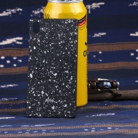 Пластиковый матовый непрозрачный чехол с голографическим принтом Звезды для Sony Xperia Z5 Белый