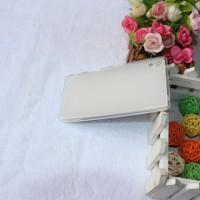Силиконовый матовый полупрозрачный чехол для Sony Xperia Z5 Белый