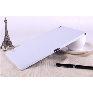Силиконовая задняя панель для Sony Xperia Z2 Tablet Белый