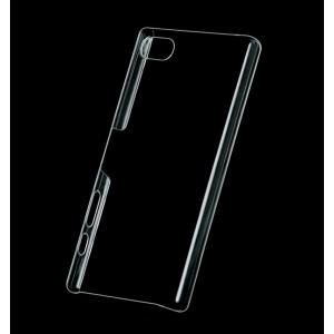 Пластиковый транспарентный чехол для Sony Xperia Z5 Compact