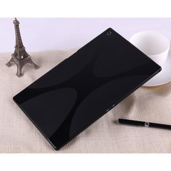 Силиконовая задняя панель для Sony Xperia Z2 Tablet Черный
