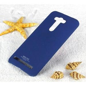 Пластиковый матовый чехол с повышенной шероховатостью для ASUS Zenfone 2 Laser 5.5 ZE550KL