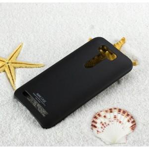 Пластиковый матовый чехол с повышенной шероховатостью для ASUS Zenfone 2 Laser 5 ZE500KL