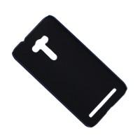 Дизайнерский чехол накладка с подставкой и отделениями для карты для ASUS Zenfone 2 Laser 5 ZE500KL Черный