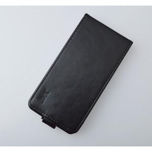 Чехол вертикальная книжка на пластиковой основе с магнитной застежкой для Samsung Galaxy Ace 4