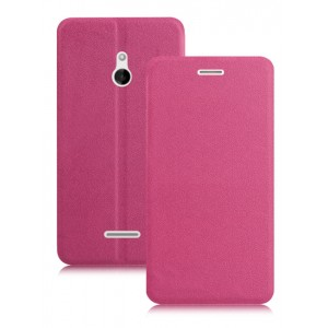 Текстурный чехол флип подставка на присоске для Nokia XL