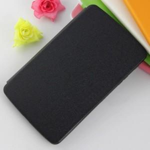 Чехол флип на силиконовой основе на присоске для LG G Pad 7.0 Черный