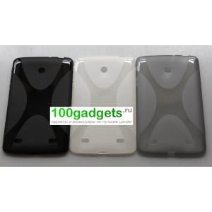 Силиконовый чехол X для LG G Pad 7.0