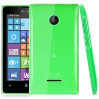 Пластиковый транспарентный чехол для Microsoft Lumia 435