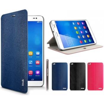 Текстурный чехол-подставка для планшета Huawei MediaPad X1