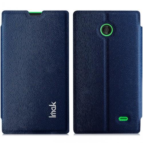 Текстурный чехол флип подставка на присоске для Nokia X