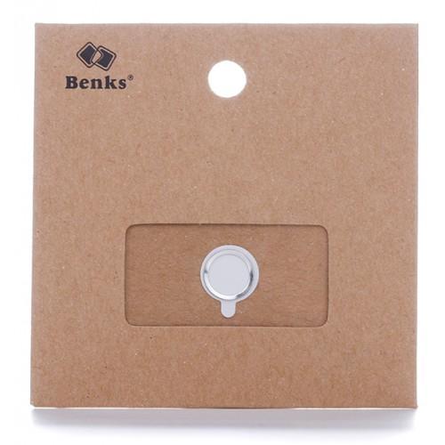 Защитная наклейка с металлическим кольцом для сенсора отпечатка пальцев для Iphone 6/6s/6 Plus/6s Plus/5s/SE Серый