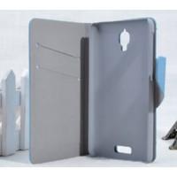 Текстурный чехол флип подставка на пластиковой основе с магнитной застежкой и отделением для карт для Lenovo S660