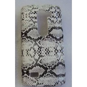 Пластиковый чехол с дизайнерским покрытием серия Природа для LG Leon