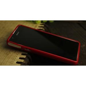 Силиконовый непрозрачный чехол для Sony Xperia ZR