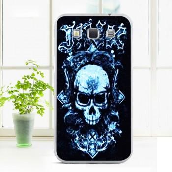 Силиконовый дизайнерский чехол с принтом для Samsung Galaxy Win