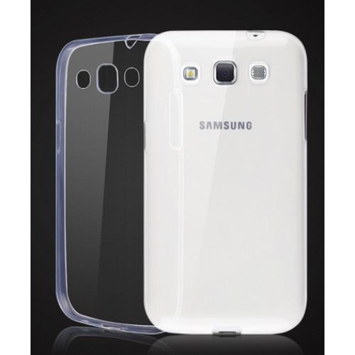 Силиконовый транспарентный чехол для Samsung Galaxy Win