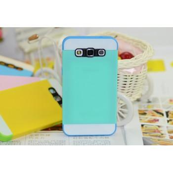Силиконовый чехол с пластиковой крышкой с отделением для карты для Samsung Galaxy Win