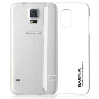 Силиконовый транспарентный чехол для Samsung Galaxy S5 Mini