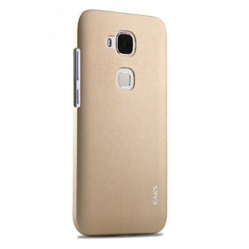 Пластиковый матовый непрозрачный чехол для Huawei G8