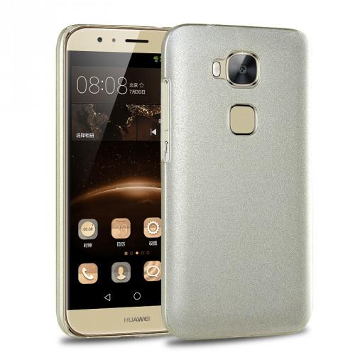Пластиковый матовый чехол с повышенной шероховатостью для Huawei G8