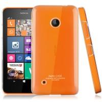 Пластиковый транспарентный чехол для Nokia Lumia 530