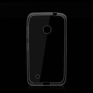 Силиконовый транспарентный чехол для Nokia Lumia 530